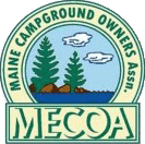Maine Campground Owners Association Logo
